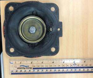 Customer made nitrile diaphragm repair kits 2″ pulse valve UK market