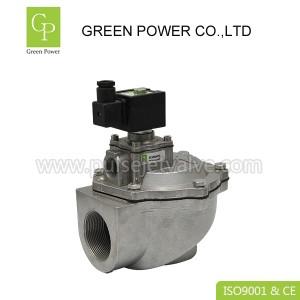 High Flow right angle ASCO 2″ threaded SCG353A050 0.35-0.85Mpa pulse valve DC24 / AC220