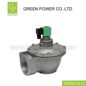 3 inch DN76 double diaphragm pulse jet solenoid valve DMF-Z-76S DC24V/AC220V for bag house