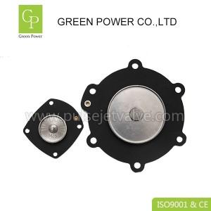 FP50 DP50 SQP50 SQM50 2 inch turbo pulse valve viton diaphragm repair kits M50 M25