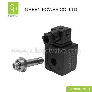 pulso bobina A044 válvulas de solenoide 400325642/400325101 DIN43650