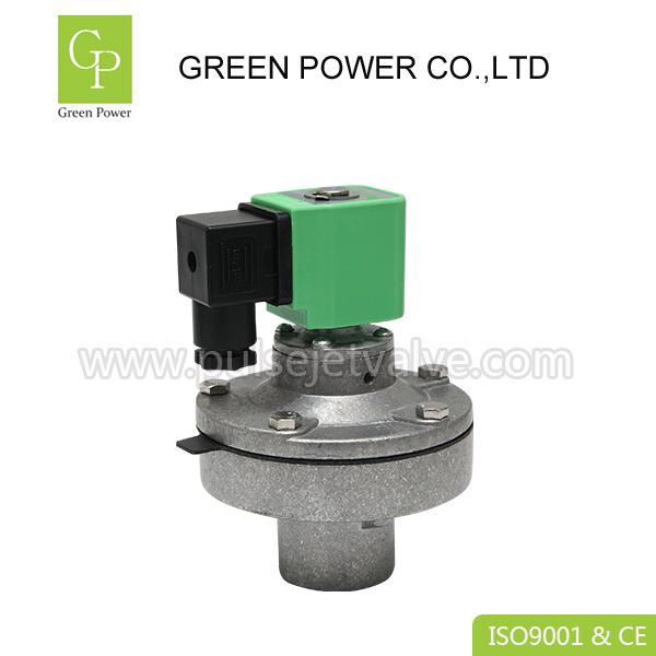 DMF-Y-25 DC24V / AC220V 1″ DN25 dust collector valve, DMF embedded type pulse valve