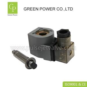Goyen pulse valves DIN43650A solenoid coil K301 50Hz / 60Hz