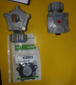 K2003 / M1174 nitrile membrane diaphragm kits