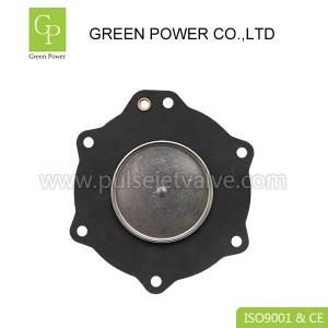 SCG353A047 pulse valve C113827 1.5 inch nitrile diaphragm repair kit