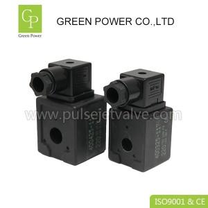 DC24V /AC220V asco solenoid coil pulse valves A051 400425117 Thermosetting Class F