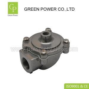 ASCO 1.5″ G353A045 dust air control diaphragm pulse valve