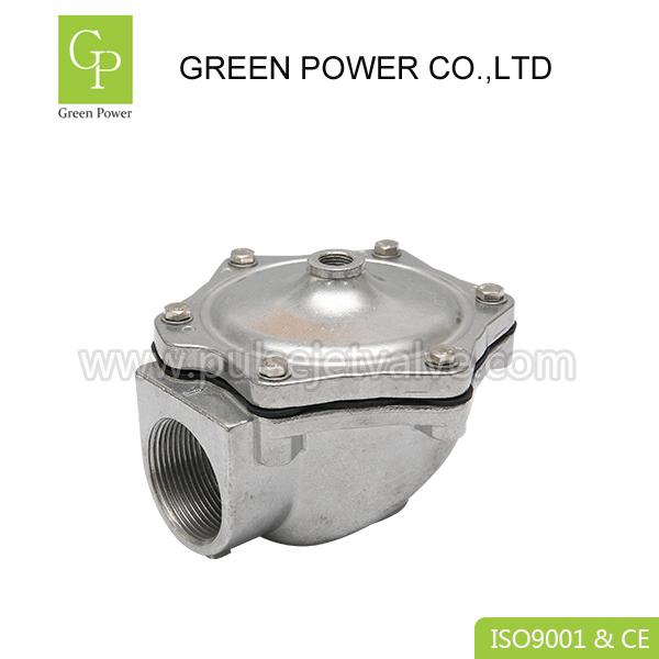 ASCO 1.5″ G353A045 dust air control diaphragm pulse valve Featured Image