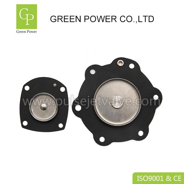 FP40 DP40 1.5 inch turbo pulse valve viton diaphragm repair kits M40 M25 Featured Image