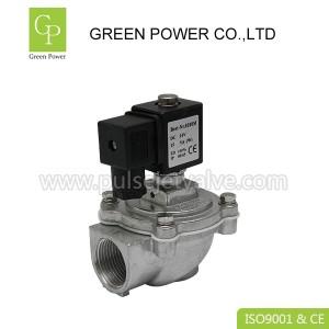 AC220V DC24V 1″ ASCO SCG353A044J economic type right angle pulse valve