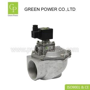 2.5″ SCG353A051 C118636 diaphragm ASCO pneumatic pulse valves DIN43650A DC24V/AC220V